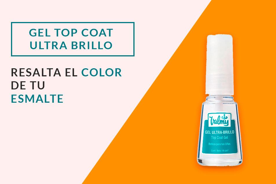 Resalta el color de tu esmalte